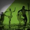 Zimbabwean dance group Tumbuka performing at the Harare International Festival of the Arts