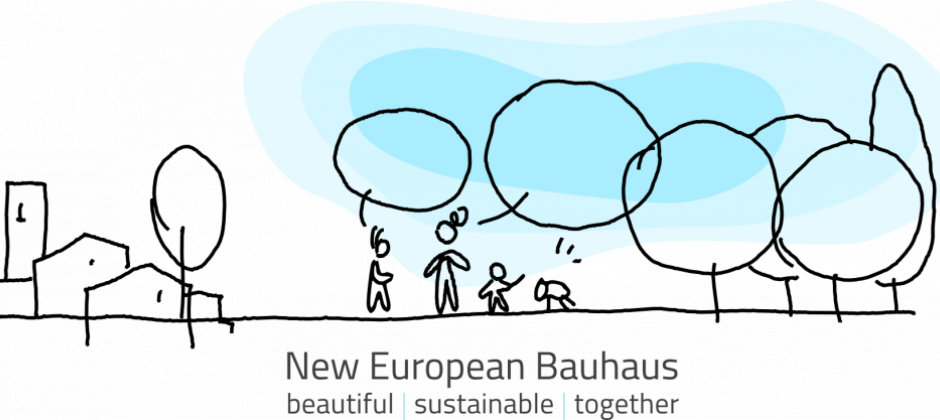 A New European Bauhaus