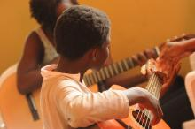 Musical training and support for Ouagadougou's upcoming generation of musicians, Pixabay/Valeria Rodrigues