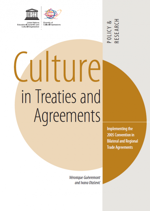 Culture in Treaties and Agreements