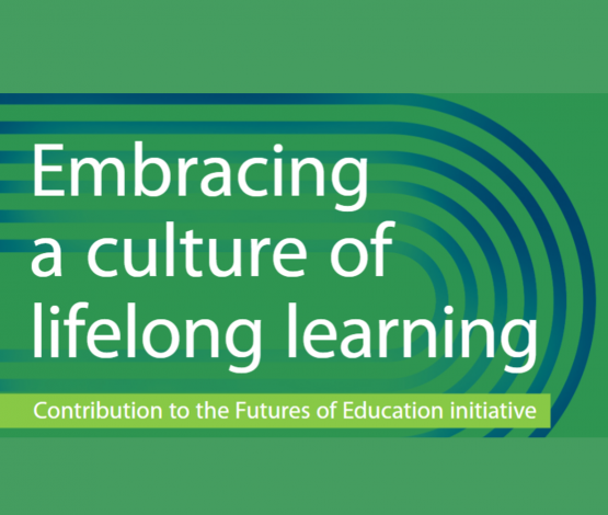 Embracing a culture of lifelong learning