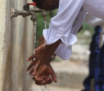 Looking at school sanitation in sub-Saharan Africa on Hand Hygiene Day image