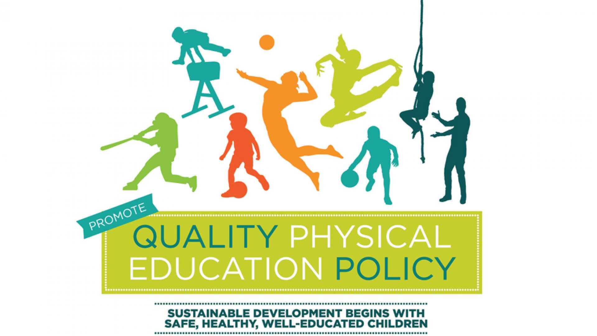 quality physical education policy infographic unesco inclusive