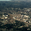 Town planning, aerial view