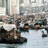 Town planning, cities, popular habitat, boats