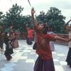 School project 'B', dance class