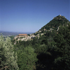 Mystras, the 'wonder of the Morea', was built as an amphitheatre around the for