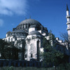 The Suleymaniye mosque, Ottoman architecture