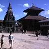 Kathmandu temples, Buddhism, Hinduism, Nepalese art