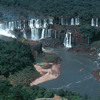 Iguaçu National Park, waterfalls, aerial view