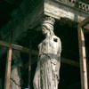 Acropolis, the Erechtheum and the Caryatids, restoration works, classical Greek