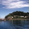 Scientific boat off Nosy-Bé, ocean preservation, scientific research, IOC