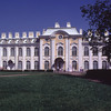 The Benois Museum, park, neo-classical style