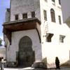 Fez, Medina, front of Pacha Tazi Palace