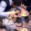 Fez, Medina, copper carving