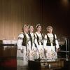 UNESCO headquarters, concert of artists from Belarus, singers, folklore