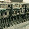 XIVth century hydraulic clock, Medina, restoration