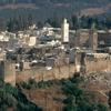 Fez, Medina, Merenides ramparts