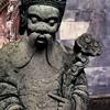 Statue of a mythological figure