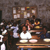 Primary education, classroom, pupils