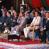 UNESCO Director General Koïchiro Matsuura and Prince Moulay Rachid in the grand