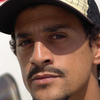 French actor Saïd Taghmaoui at the Moussem of Tan Tan, a festival of nomad trib