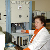Analysis of water samples for trace elements. ICP-AES