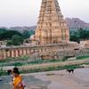 Temple at Hampi