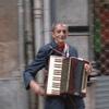 Street musician, Bilbao