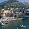 Nervi (Genoa) Harbour - Ligurian Coast, between Genoa and the site of Cinque Te