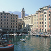 Nervi (Genoa) Harbour - Ligurian Coast, between Genoa and the site of Cinque Te