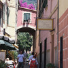 The village of Monterosso (Cinque Terre - World Heritage List).