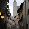 San Giovanni street, San Gimignano