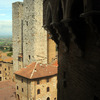 Today, 13 towers remain at San Gimignano. They where 72, all of them built betw