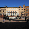 "Piazza ""Il Campo"". The Palio Race takes place every year on that square."