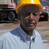 June 2008 : A portrait of Ingenior Tadele Bitul Kibrat during the re-installati