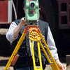June 2008 : Building surveyor on the workings of the re-installation of the Aks