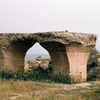 Antonin public baths, Roman ruins, archaeological site, Gulf of Tunis
