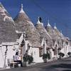 The trulli, limestone dwellings found in the southern region of Puglia, are rem