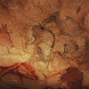 Seventeen decorated caves of the Paleolithic age were inscribed as an extension