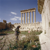 Baalbek, with its colossal structures, is one of the finest examples of Imperia