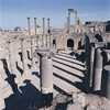 Bosra, once the capital of the Roman province of Arabia, was an important stopo