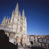 Our Lady of Burgos was begun in the 13th century at the same time as the great