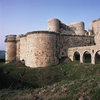 The Crac des Chevaliers was built by the Hospitaller Order of Saint John of Jer
