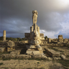 A colony of the Greeks of Thera, Cyrene was one of the principal cities in the