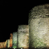 The walls of Lugo were built in the later part of the 3rd century to defend the