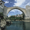Mostar has long been known for its old Turkish houses and Old Bridge, Stari Mos