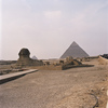 Guizeh pyramid in cairo