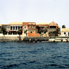 General view of the Island of Gorée. Slavery