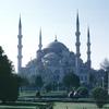 Sultan Hamet Mosque, minarets